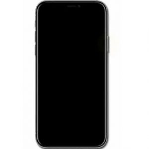iphone xr with black screen issue
